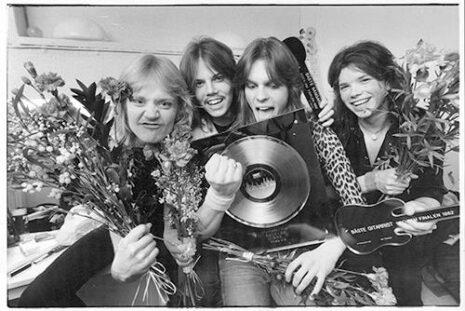 ROCK-SM 1982 Ceremony