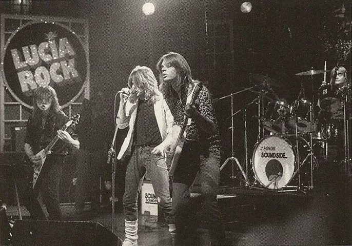 ROCK-SM 1982 live