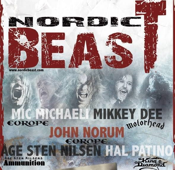 John Norum's Nordic Beast