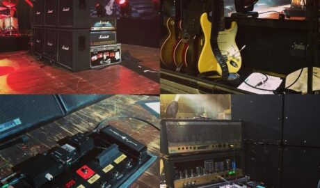 John Norum's gear